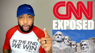 CNN CAUGHT IN MOUNT RUSHMORE HOAX
