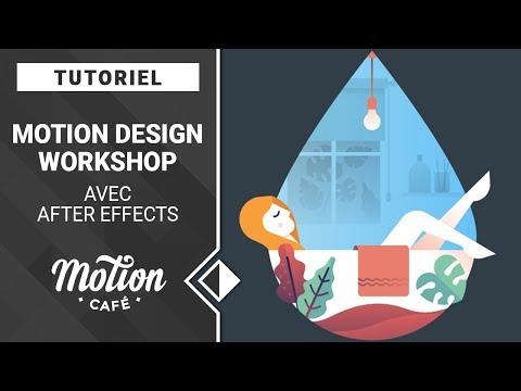 [TUTO] Motion Design Workshop avec After Effects (Miguel Camacho)