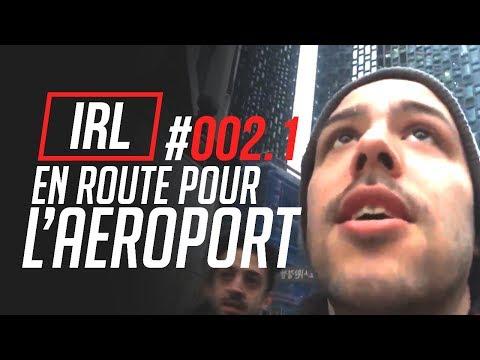 #002.1 IRL - EN ROUTE VERS L'AEROPORT Taipouz & Amaury
