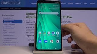 Как включить портативную точку доступа на HTC Desire 20 Pro — Мобильный хот-спот