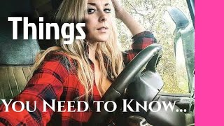 3 Things You Need to Know That Truckers Never Talk About!