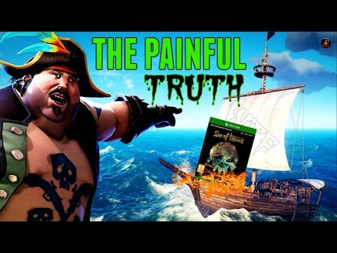 Sea Of Thieves Review - The Painful Truth