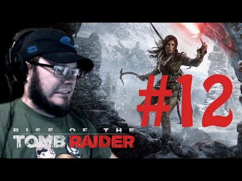 """AARON PLAYS Rise of the Tomb Raider #12 : """"The Atlas"""""""