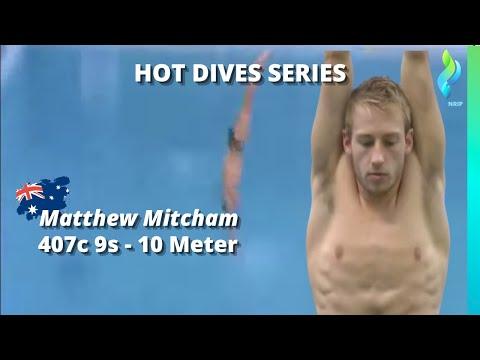 2008 Matthew MItcham AUS - 407c - 9s - Platform - Olympics