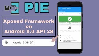 Xposed Sdk 28 Pie