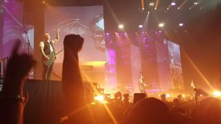 Unholy confessions - Avenged Sevenfold Live (Front row) Sheffield 15/01/2017