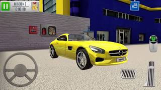 Multi Level 7 Car Parking Simulator #1 - New Car Game Android iOS gameplay