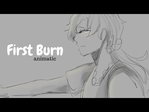 FIRST BURN - Hamilton Animatic