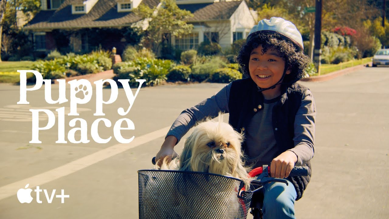 Puppy Place — Official Trailer | Apple TV+
