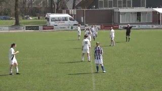 De doelpunten-Sp Daarle Vr 1 -   Lemele/Lemelerveld Vr.1