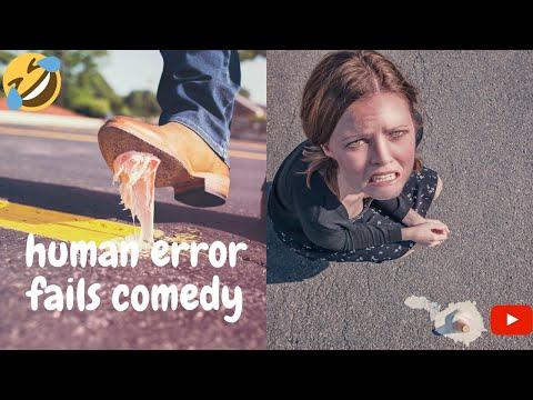 FUNNY FAILS, HUMAN ERROR COMPILATION. PART 01,.