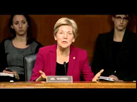Senator Elizabeth Warren - The Fight Against Alzheimer's Disease