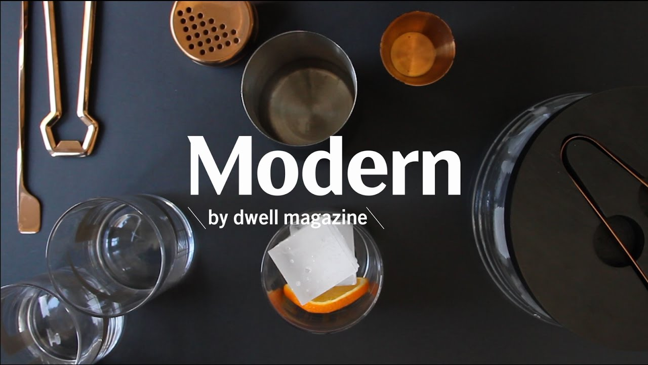 Captivating Products We Love: Modern By Dwell Magazine Barware   YouTube