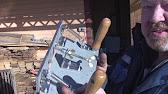 Чем сверлить сталь Р18 каким сверлом сверлить каленую сталь - YouTube