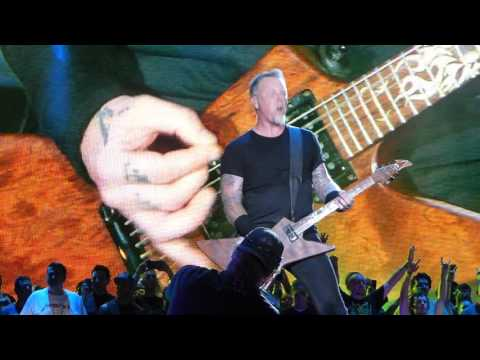 Metallica - Hero Of The Day Intro / Fade To Black LIVE X Games Austin Tx 6/6/15