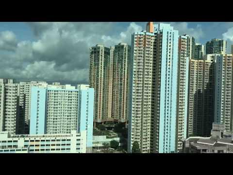 Hilton Garden Inn Mong Kok Hong Kong Room 1713 Hotel Review 2017