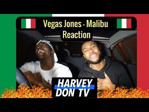 Vegas Jones - Malibu Reaction