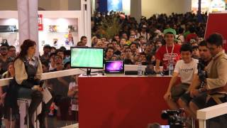 Damiani e Satty na BGS 2014 (12/10) - Full HD