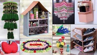 9 Decor Ideas From Old Items !!! DIY Handmade