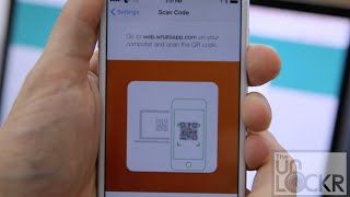 How to Use WhatsApp Web on an iPhone