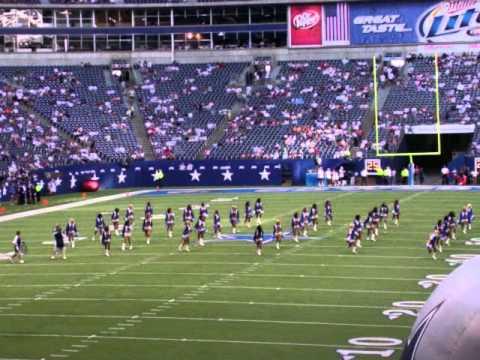 2007 Dallas Cowboys vs. Indianapolis Colts Preseason: Cowboys Cheerleaders