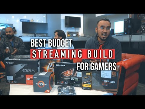 [HINDI] Best Budget Streaming PC Build India 2019 - Ryzen 5 2600