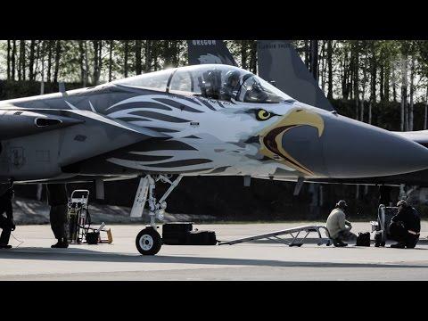 Oregon Air National Guard – Visiting Karelia Air Command