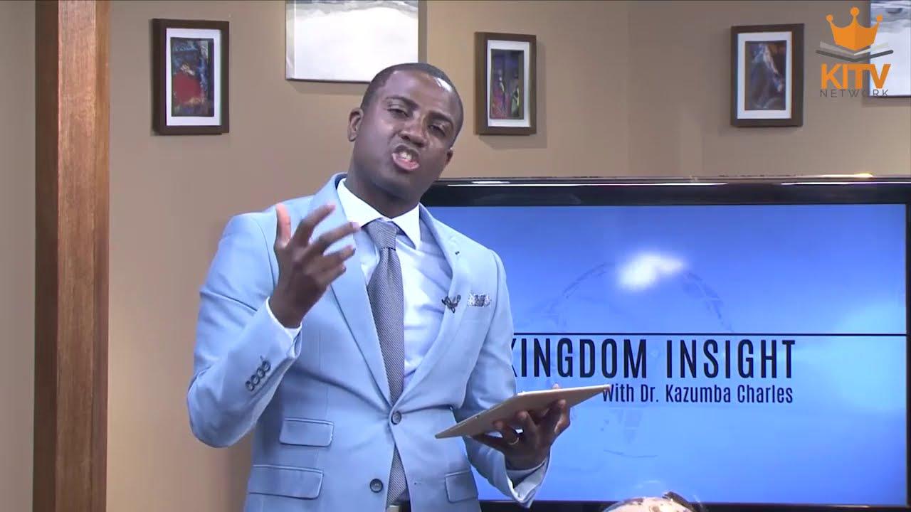 How Breakthroughs happen, Dr. Kazumba Charles