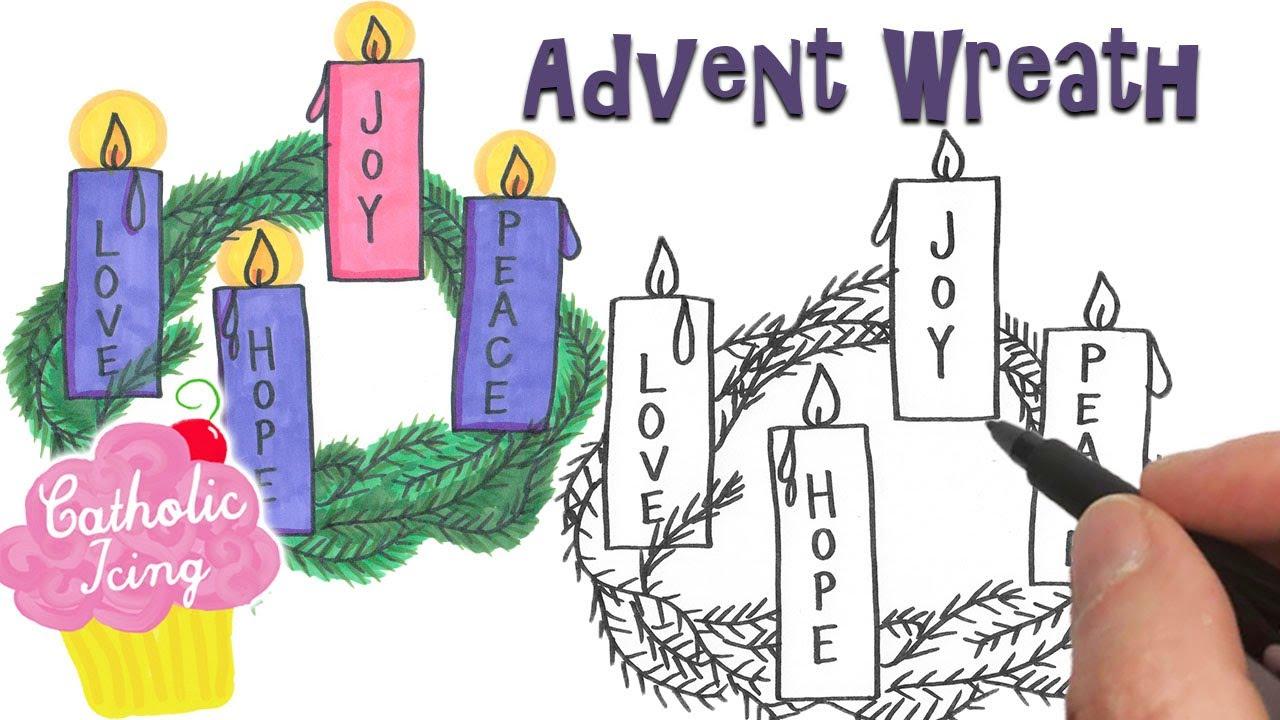 hight resolution of Advent - Scoilnet