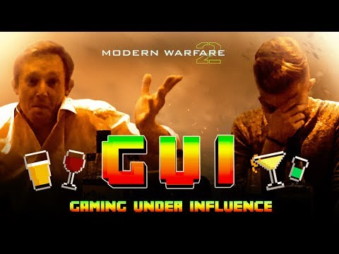 Gaming Under Influence - Call of Duty