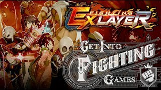 Get Into Fighting Games: Fighting EX Layer