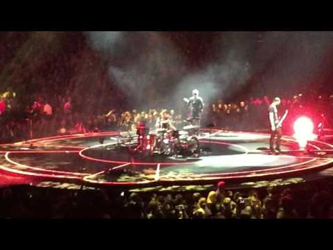 MUSE ~ TD Garden, Boston ~ January 25th, 2016 ~ Highlights