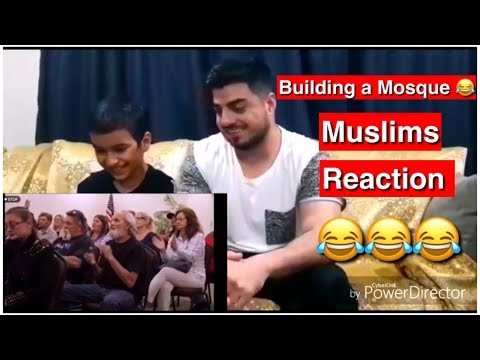 Who is America? Building a mosque Clip ( Muslims reaction)