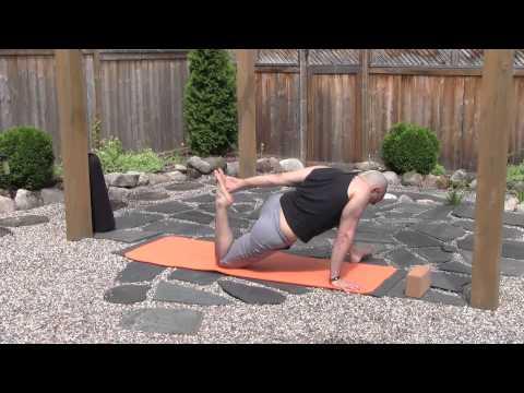 Yin Yoga Open Hips