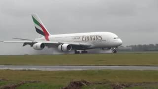 the biggest aircraft in the world a 380 hd