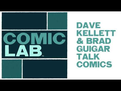 Comics awards, pen names and warm-up sketches
