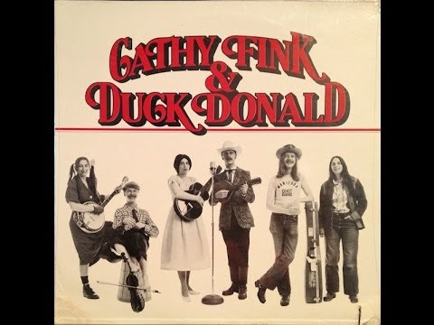 Cathy Fink & Duck Donald (full album)