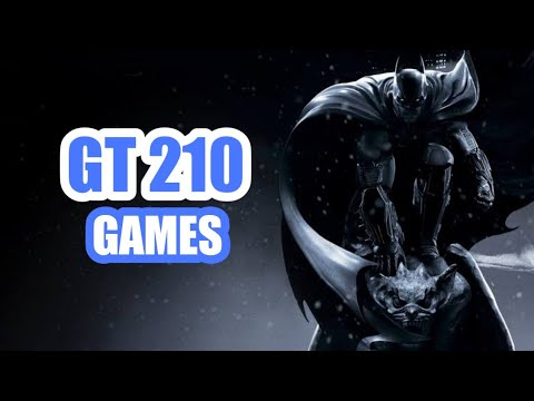 Top 10 Medium/High specific Games for Nvidia GT 210