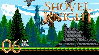 Shovel Knight Walkthrough Part 6 - Baz Knight