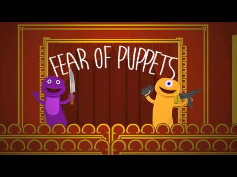 The Animated Alphabet of Phobias