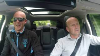 Ford Edge Review - Lewis Hatchett and Tony Cottey take a test drive with Rivervale
