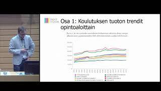 Koulutuksen tuotto opintoaloittain | Tuomo Suhonen