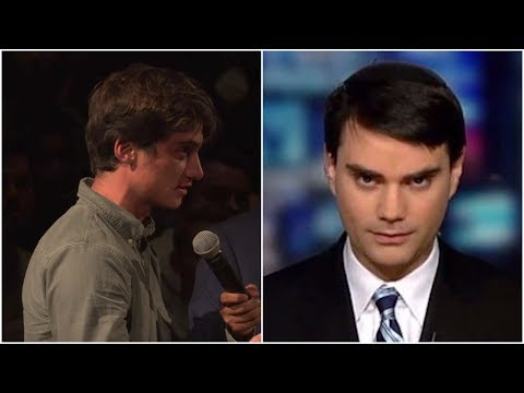 """They're Not Sentient!"" Pro Abortion College Student Debates Ben Shapiro"