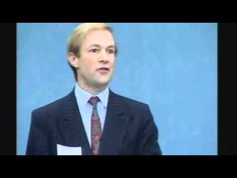 "Peter Lilley speech to Tory conference 1992 - ""I have a ..."