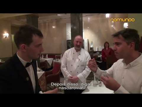 Vodka e Caviar Bar - Grand Hotel Europe St.Petersburg