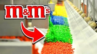 Top 10 Untold Truths of M&Ms Candy