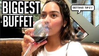The BEST Buffet in the Philippines! | Vikings Buffet (Vlog 13)