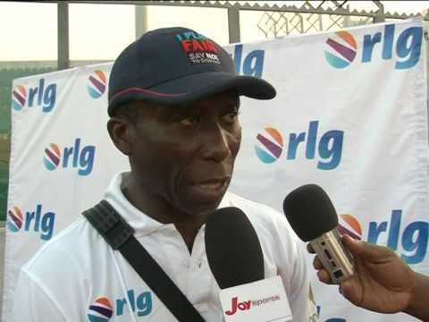 Professor Francis Dodoo on Joy Sports