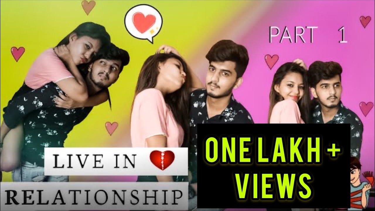 Download Live In Relationship - Part 1 : Total Siyapaa || Ft. Mehak Gupta | Vishu Setia || VM Vlogs