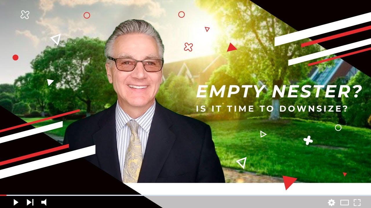 Are You An Empty Nester/